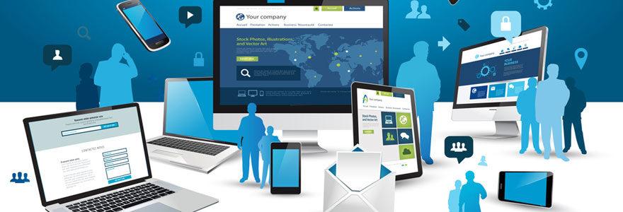 création d'un site web de qualité